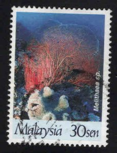 Malaysia Scott 633 Used stamp