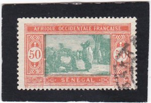 Senegal,  #   105   used