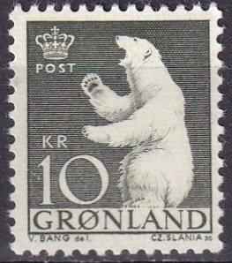 Greenland #65  MNH CV $5.00