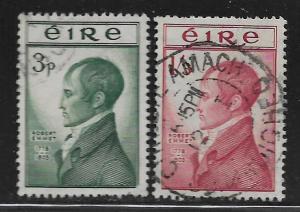IRELAND, 149-150, USED, ROBERT EMMET