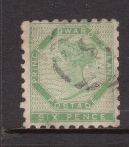 Prince Edward Island #3 VF Used