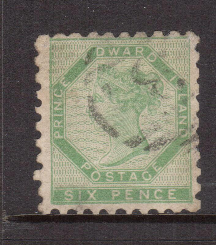 Prince Edward Island #3 VF Used