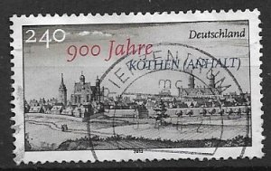 Germany used 2015  high value Yt 2946