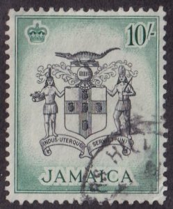 Jamaica #173 Used