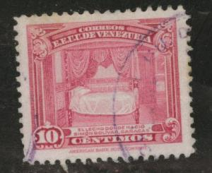 Venezuela  Scott 368 used  stamp