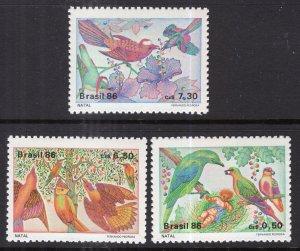 Brazil 2088-2091 MNH VF