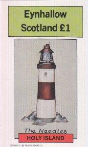 Eynhallow (Scotland), Sc Unk (4), MNH, 1982, Lighthouse