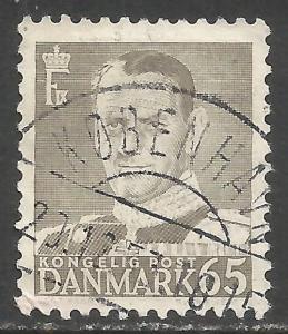 DENMARK 338 VFU O868-4