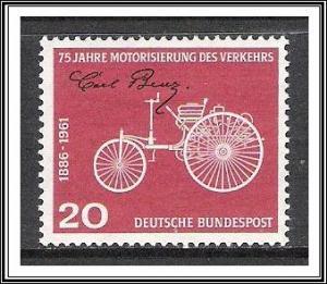 Germany #841 Motorized Traffic MNH
