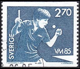 Sweden # 1530 used ~ 2.70k Table Tennis
