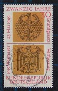 Germany, (2523-Т)