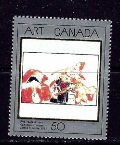 Canada 1419 MNH 1992 Art