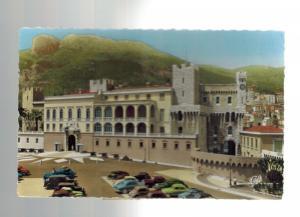 1950's Monaco to Massachusetts USA Grand Prix Cancel Real Picture Postcard Cover
