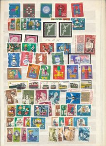 Germany West Reich East Sport Berlin Mainly MNH Collection Apx 350+Items(Au13884