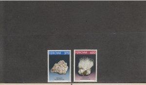 FAROE ISLANDS 241-242 MNH 2014 SCOTT CATALOGUE VALUE $3.50