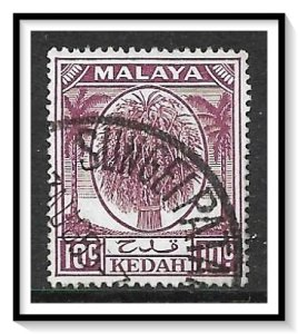Kedah #69 Sheaf Of Rice Used