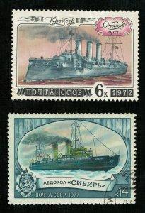 Ships, USSR, (2725-T)