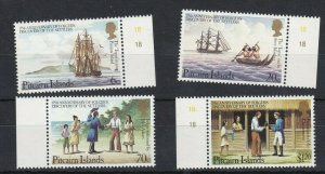 PN146) Pitcairn Islands 1983 175th Anniversary of Folgers Discovery MUH
