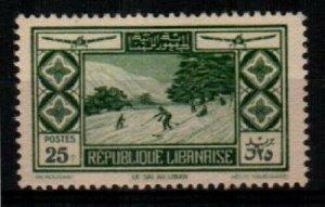 Lebanon Scott C56 Mint hinged (Catalog Value $125.00) [TD601]
