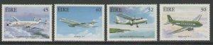 IRELAND SG1266/9 1999 COMMERCIAL AVIATION MNH