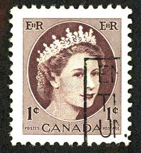 Canada #337 Used