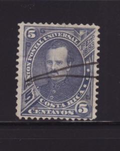 Costa Rica 18 U General Prospero Fernandez (A)