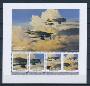 [81197] Young Isl. St. Vincent 2011 WWII Battle of Britain Sheet MNH