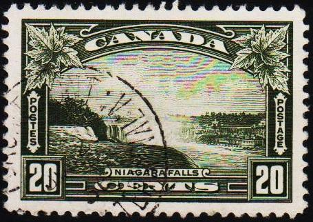Canada. 1935 20c S.G.349 Fine Used