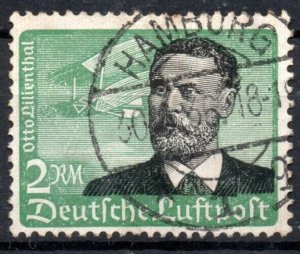 Germany Airmail 1934 #C55 VF *USED*