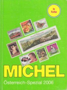Michel Österreich - Spezial 2006, specialized stamp catalog for Austria, color