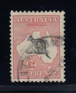 Australia, Sc 129 (SG 136), used