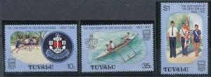 Tuvalu 204-206 MNH (1983)