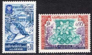 ALGERIA SCOTT 380-381
