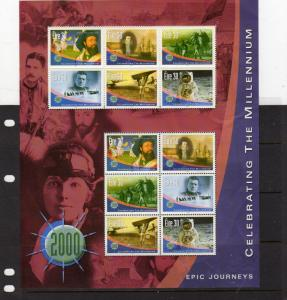 Ireland 2000 Celebrating  the Millennium  MNH