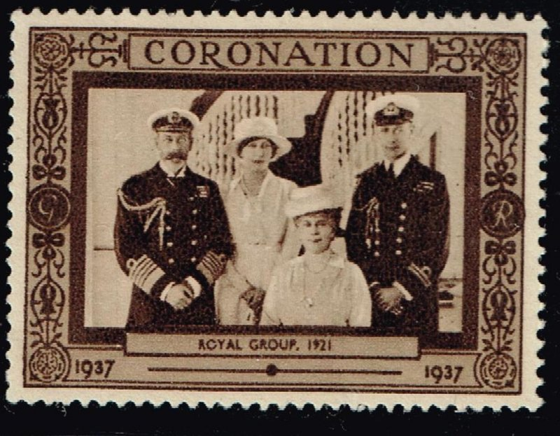 World Exhibition, Convention, Stamp Show, Poster Label Collection LOT CORONATION