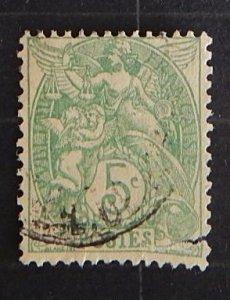 France, 1900, MC #90x