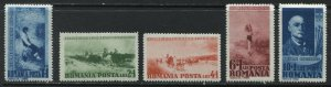 Romania another 1938 Semi-Postal set mint o.g. hinged