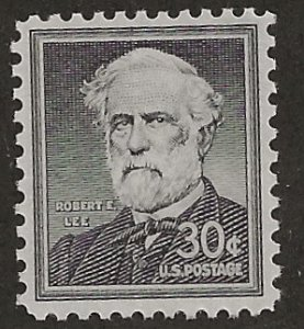 Sc 1049 ROBERT E. LEE A near perfect example, just check out the perfs on this