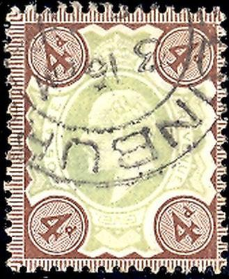 Great Britain  #33 used  VF