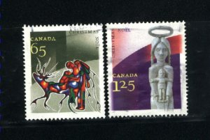 Canada #1966-67  -1  used VF 2002 PD