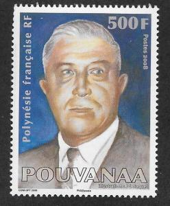 FRENCH POLYNESIA SC# 974 VF/MNH  2008