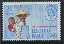 Lesotho / Basutoland  SG 94   Mint Never Hinged  New Constitution