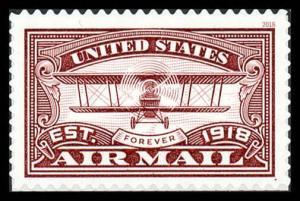 USA 5282 Mint (NH) Centennial Air Mail