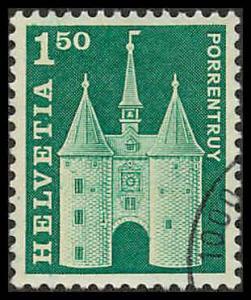 Switzerland 450 Used VF