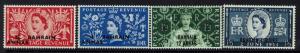 Bahrain SG# 90 - 93 - Mint Hinged (Hinge Rem / Page Rem on 90 & 91) - 031217