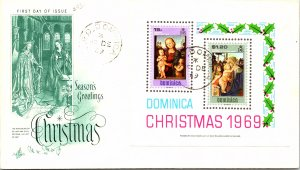 Dominica, Worldwide First Day Cover
