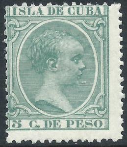 Cuba, Sc #145, 5c MH