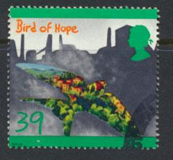 Great Britain SG 1632   Used  - Environment