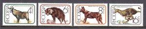 Rhodesia - Scott #367-370 - MNH - SCV $2.20