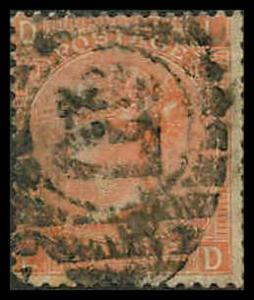 Great Britain 26 Used Ave sp ll cr
